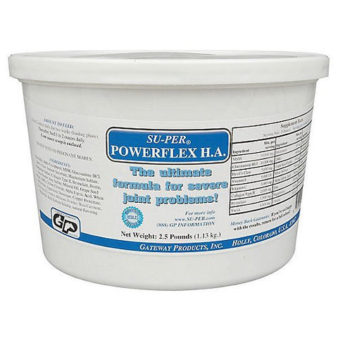 Su-Per Powerflex H.A. - 2.5 Pounds
