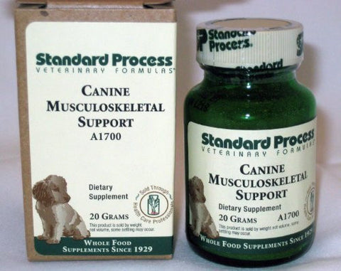 Standard Process Canine Musculoskeletal Support 20G