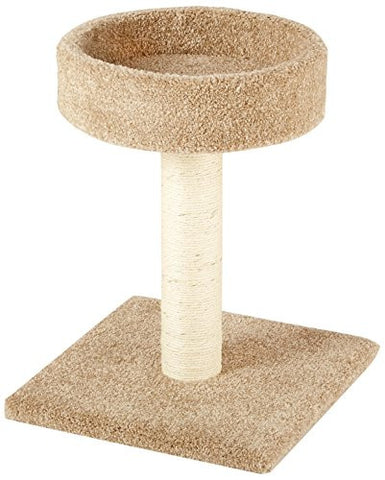 AmazonBasics Cat Tree with Scratching Posts - Small