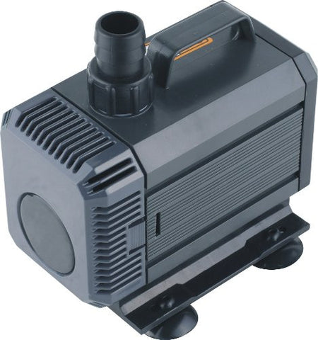 ZenBlue HQB-3500 792 GPH Submersible Pond Pump with High Strength Ceramic Axel Cores and Low Energy Consumption