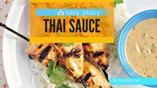 Easy Peasy Thai Sauce