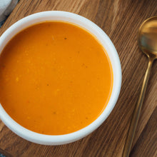 Hearty Carrot Ginger Soup