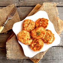 Lemongrass Fishcakes With Easy Peasy Thai Sauce