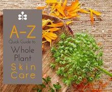 A-Z Quick Guide to Whole Plant Skin Care