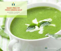 Fresh Greens Soup