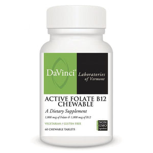 Active Folate B12 Chewable
