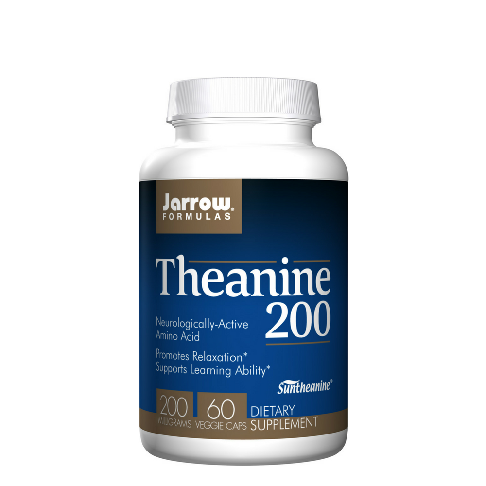 Jarrow Formulas Theanine 200