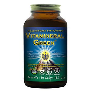 HealthForce Vitamineral Green 150 gram