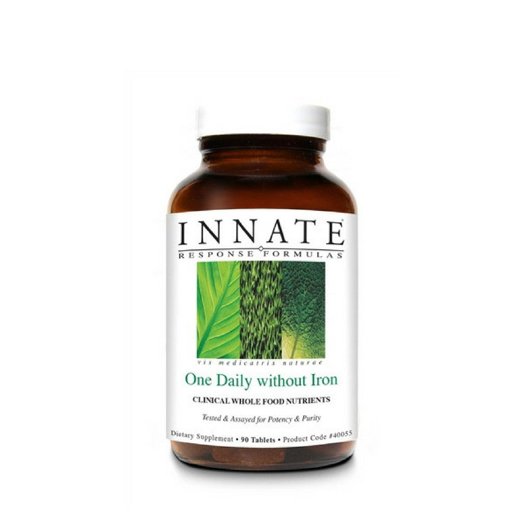 Innate Response One Daily Multivitamin - iron free