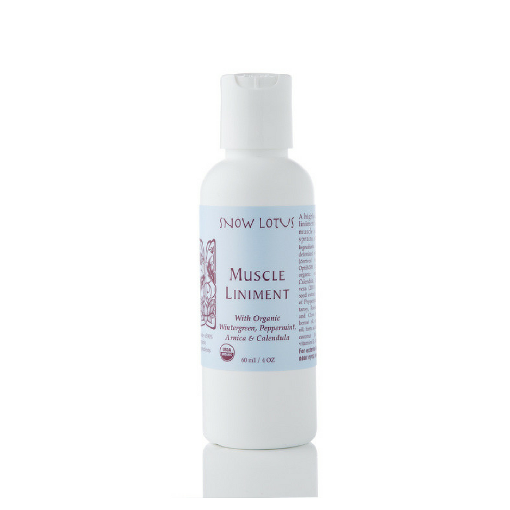 Snow Lotus Muscle Liniment