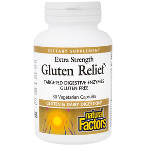 Extra Strength Gluten Relief