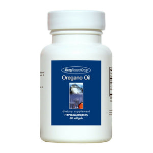 Allergy Research Group - Oregano Oil front