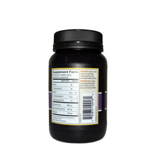 Barlean's Evening Primrose Oil - 120 caps back panel