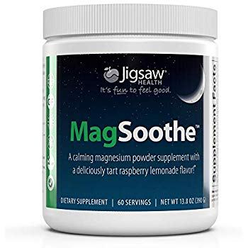 MagSoothe Tart Raspberry Lemonade jigsaw health sleep aid
