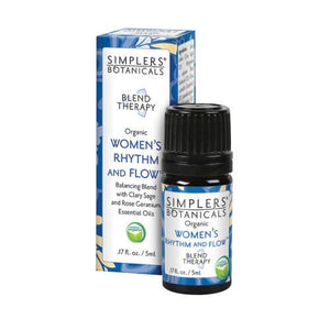 Women's Rhythm and Flow 5ml by Simplers Botanicals
