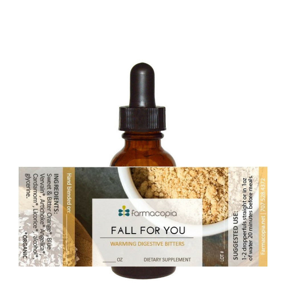 Farmacopia Fall For You Herbal Bitters