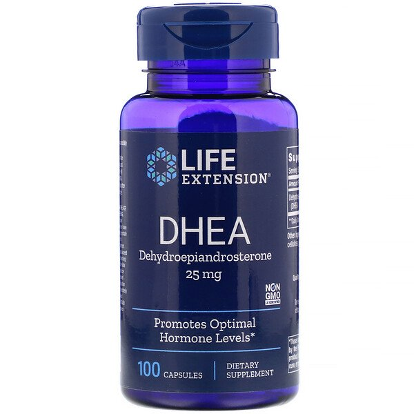 DHEA 25mg Sublingual