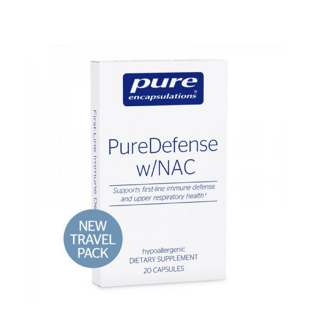 Pure Encapsulations PureDefense with NAC