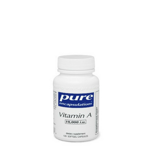 Pure Encapsulations Vitamin A - 10,000 IU