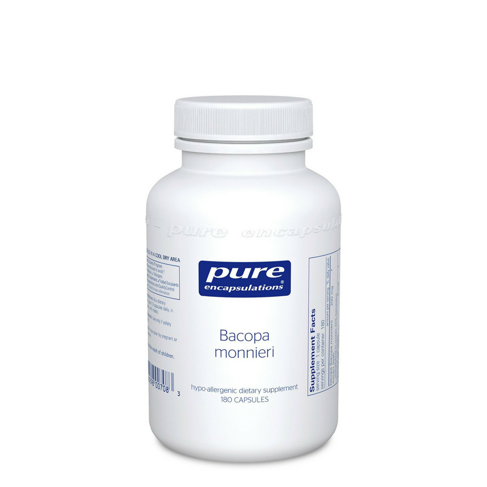 Pure Encapsulations Bacopa monnieri