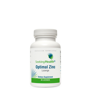 Seeking Health Optimal Zinc Lozenges