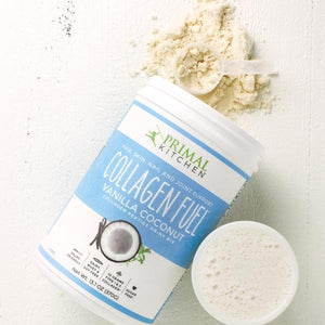Collagen Fuel Vanilla Coconut