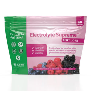 Electrolyte Berry Supreme Packets jigsaw health