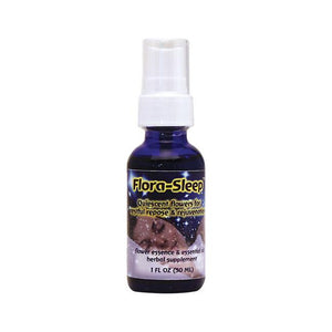 Flora-Sleep Spray Flower Essence Services  essential oil natural sleep support