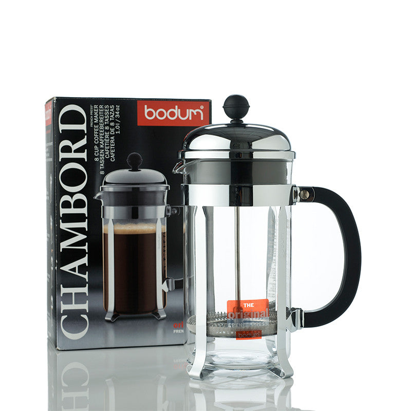 Bodum Chambord French Press for coffee or loose leaf tea