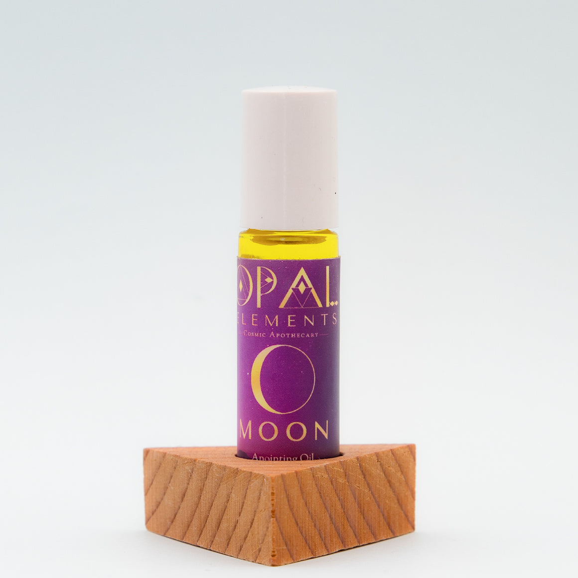 Opal Elements Planetary Anointing Oils - Moon