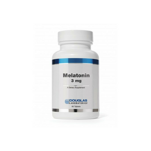 Douglas Labortaries Melatonin 3 mg