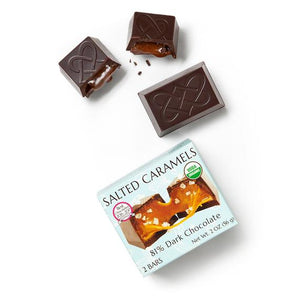 Salted Caramel Bar (2 oz - 2 in Box)