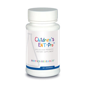 Childrens ENT-Pro Biotics Research