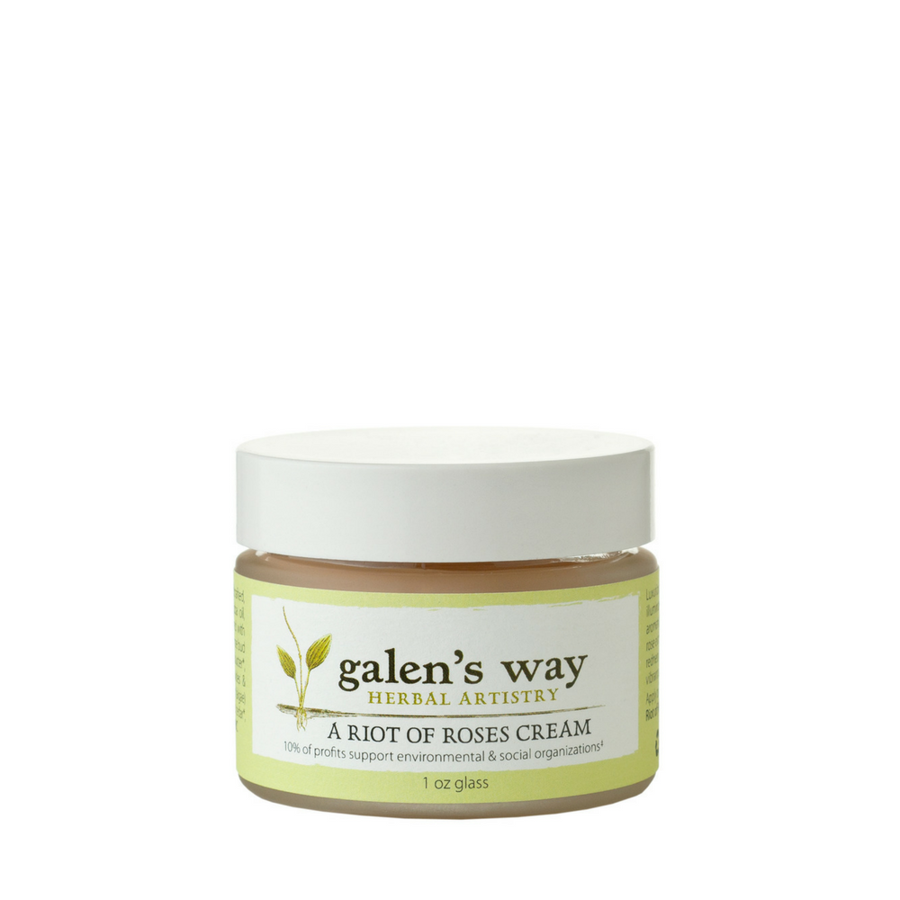 Galen's Way Riot of Roses Cream