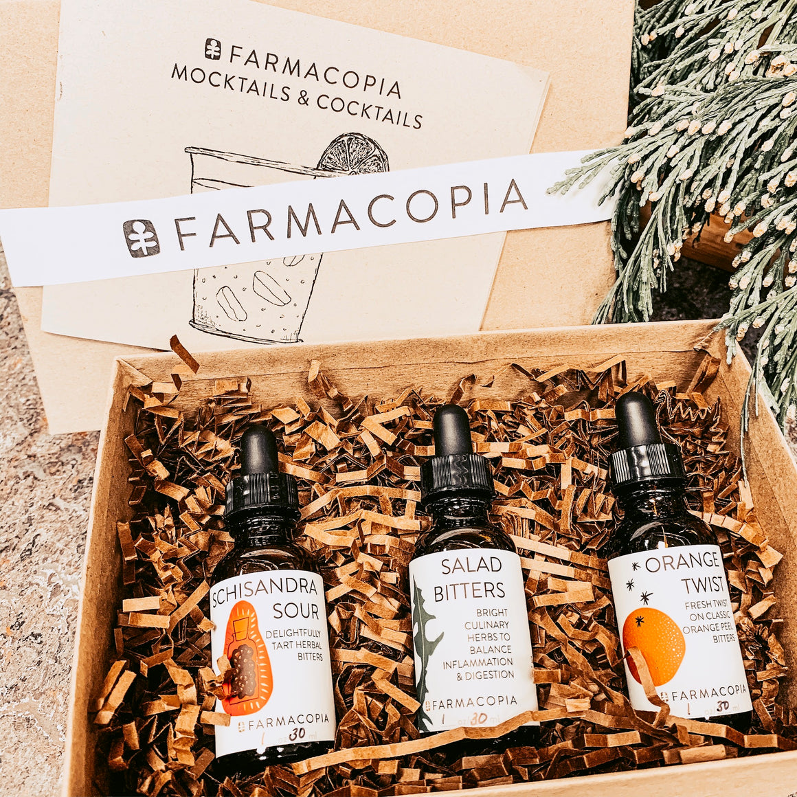 Farmacopia Bitters Kit
