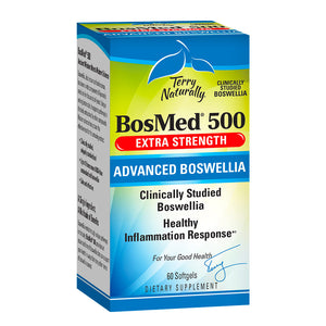 Bosmed Boswelia 500 Extra Strength