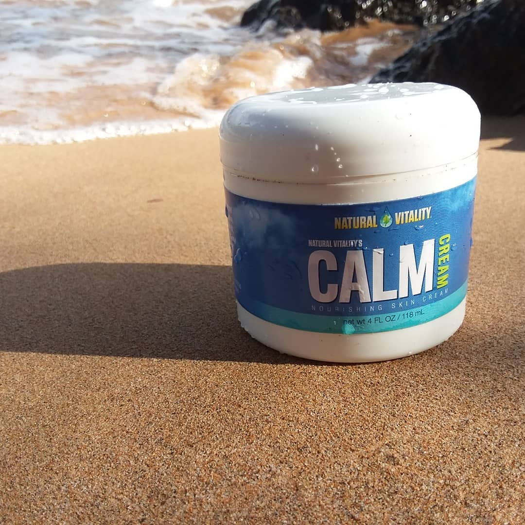 natural vitality calm cream