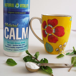 natural vitality CALM - Magnesium drink original unflavored