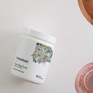 thorne research Cal Mag Citrate Powder
