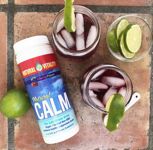 natural vitality CALM - Magnesium drink cherry