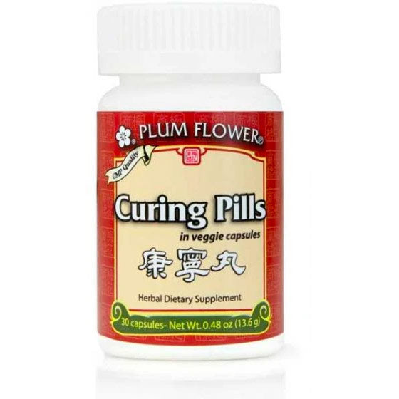 Curing Pills