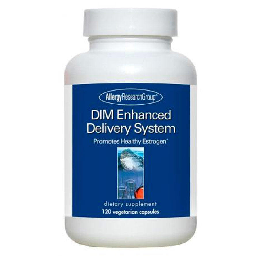 DIM Enhanced Delivery System 120 Vegetarian Capsules