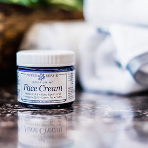 Power Repair Face Cream peak scents