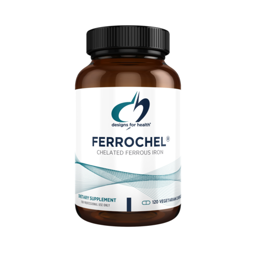 Designs for Health Forrochel Iron supplement