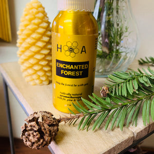 Enchanted Forest Holiday Spray