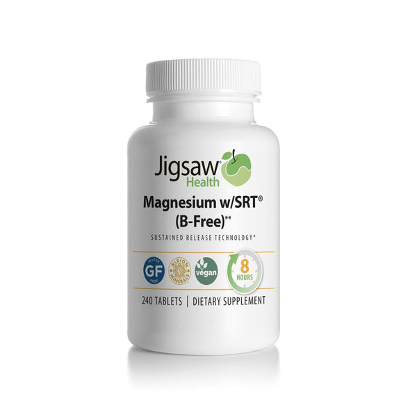 Jigsaw Magnesium with SRT (B-free)