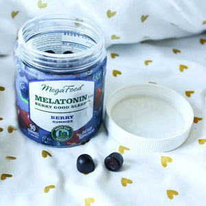 Megafood Melatonin Gummies