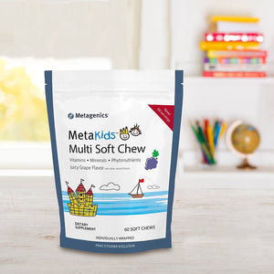 metagenics metakids multi soft chews