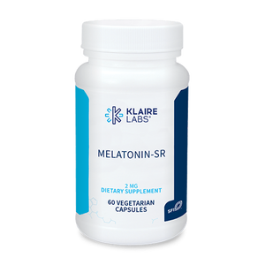 Melatonin SR 2mg Klaire Labs