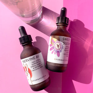 Alcohol-Free Bundle: Nervine AF + Sweet Sleep